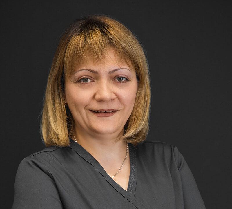 Oksana Prystavska